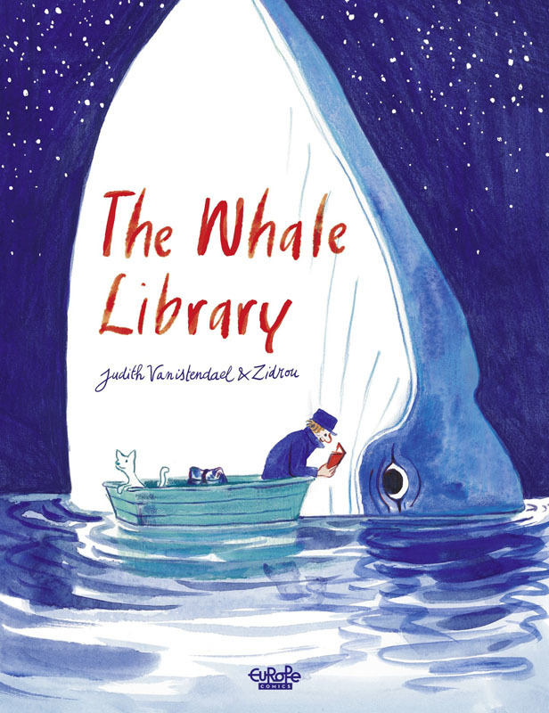 The Whale Library (2021)