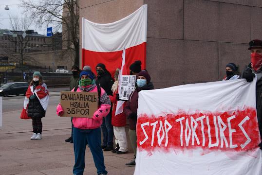 Stop tortures