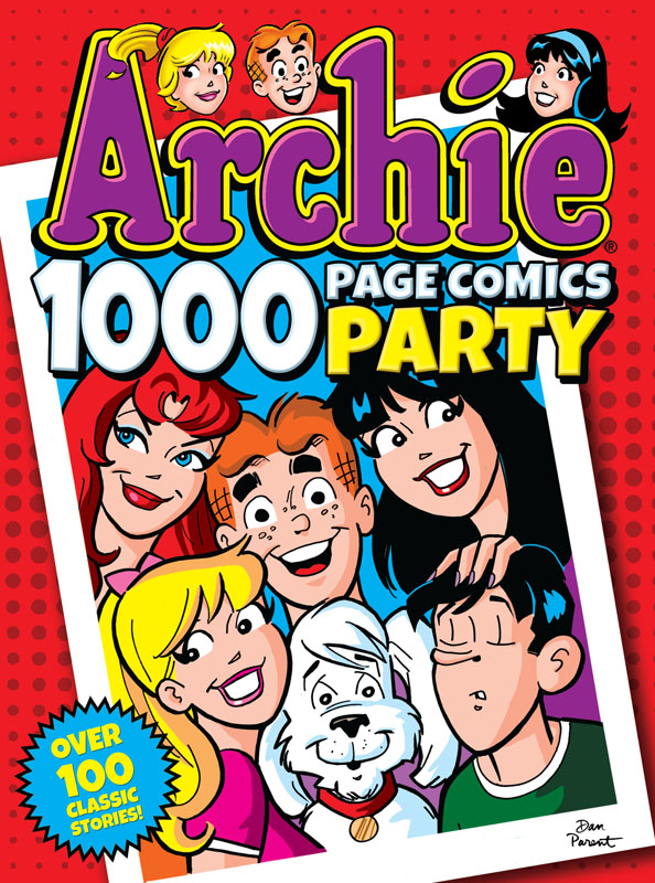 Archie 1000 Page Comics Party (2019)