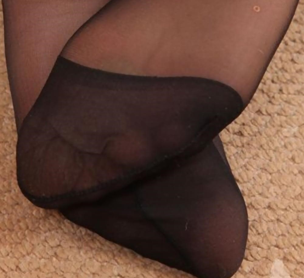 Nylon feet porn hd-5131