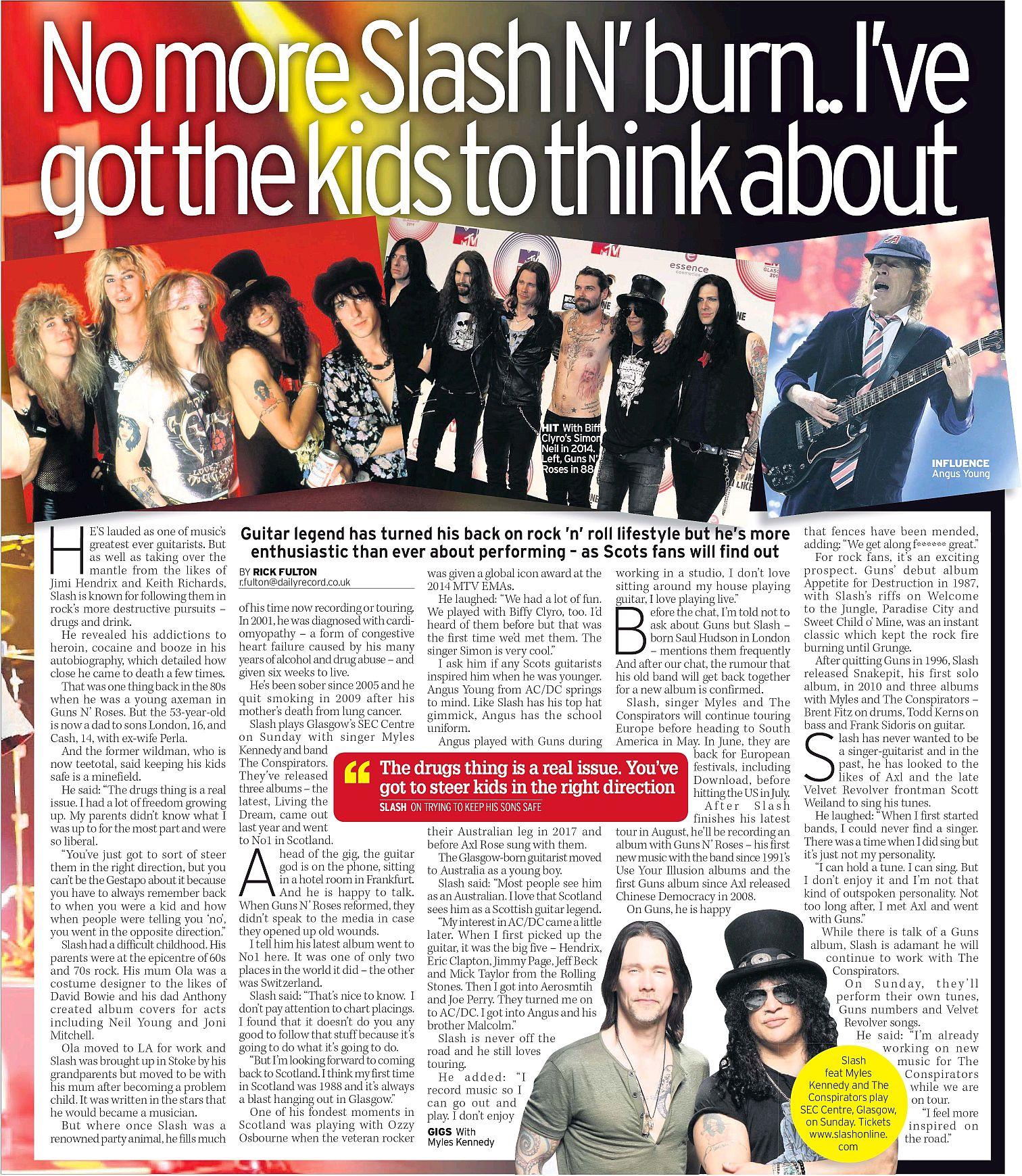 2019.02.15 - Scottish Daily Record - No more Slash N' burn (Slash) VHlURUSL_o