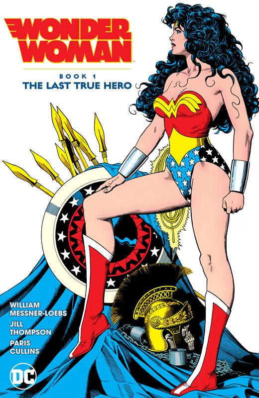 Wonder Woman, Book 1 - The Last True Hero (2020)