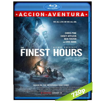 Horas Contadas 720p Lat-Cast-Ing 5.1 (2016)