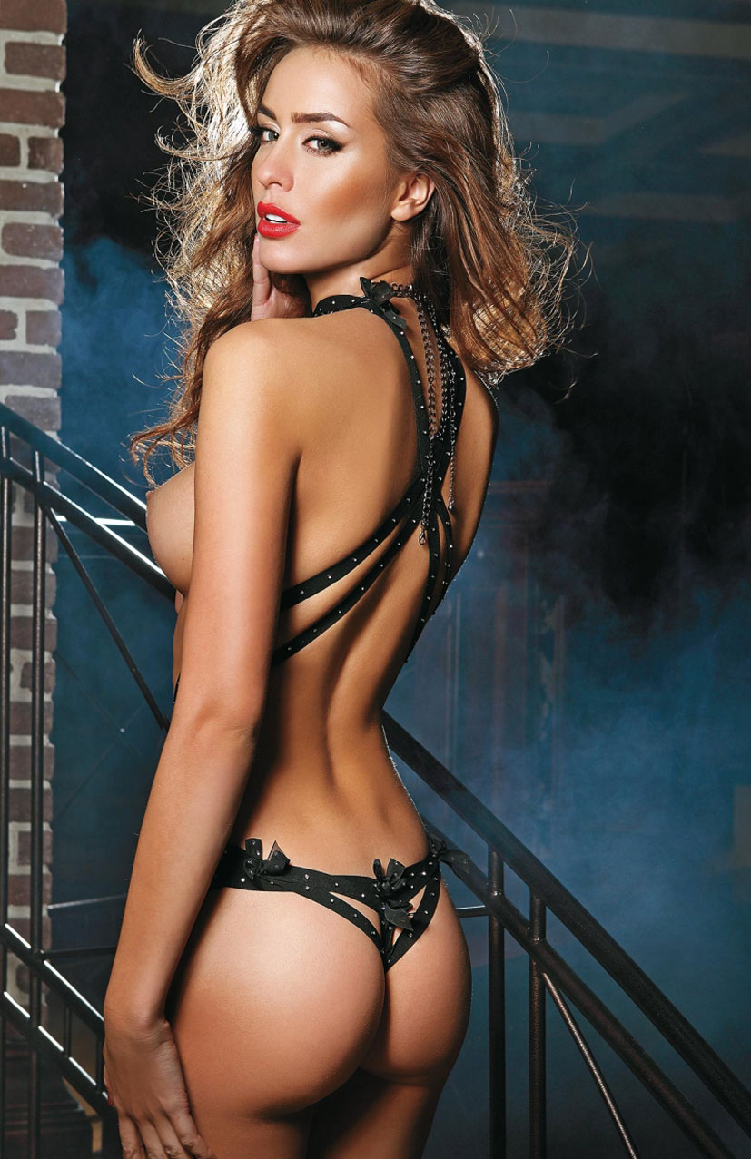 Жанна Рассказова - Девушка месяца Playboy Россия в феврале 2012