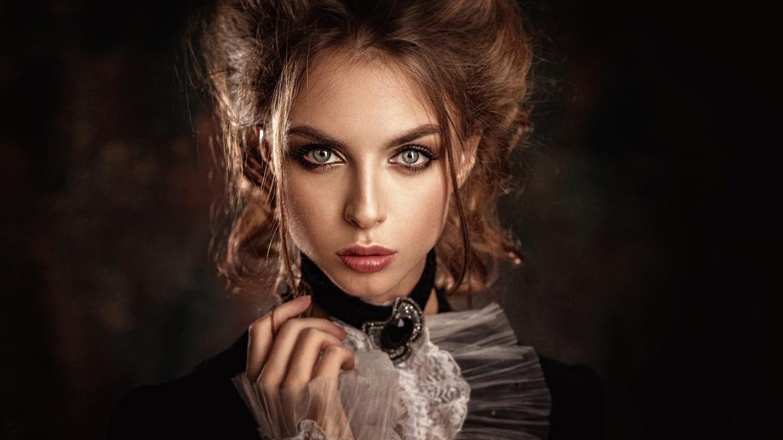 портрет / Виктория Вишневецкая, фотограф Георгий Чернядьев