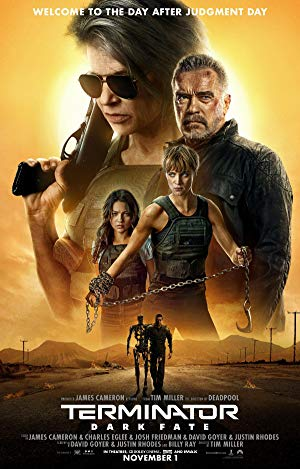 Terminator Dark Fate 2019 NEW HDTS x264-ETRG