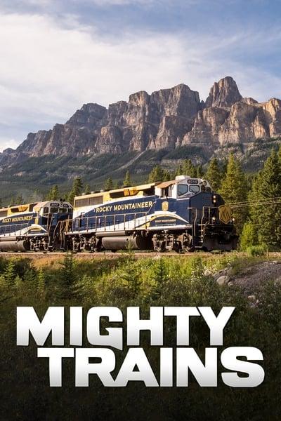 Mighty Trains S04E02 Transcantabrico Clasico 1080p HEVC x265-MeGusta