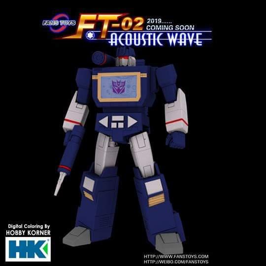 [Fanstoys] Produit Tiers - Jouet FT-02 Acoustic Wave et FT-02B - aka Soundwave/Radar et ses cassettes Lc03amD9_o