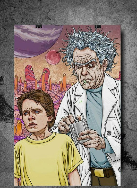 57 Rick and Morty Wallpapers for iPhone and Android 14