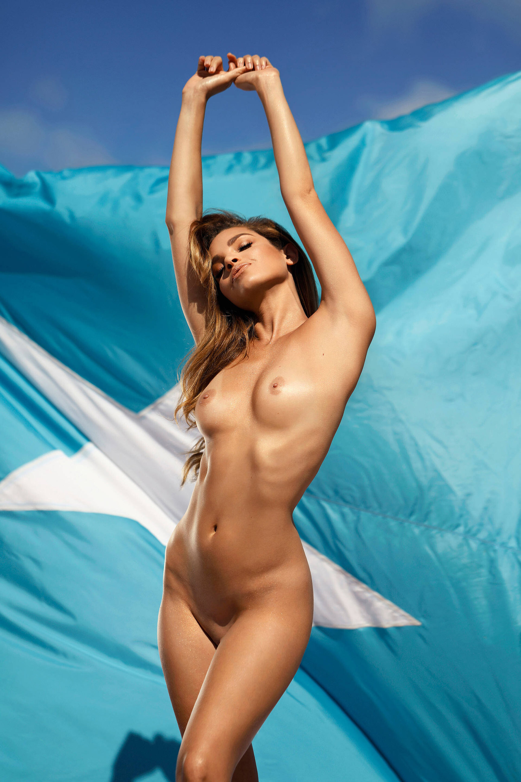 Puerto Rico / Yoli Lara by Ana Dias / Playboy Portugal may 2019