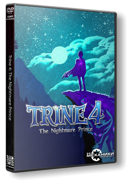 Trine 4: The Nightmare Prince (RUS|ENG|MULTI13) [RePack] от R.G. Механики