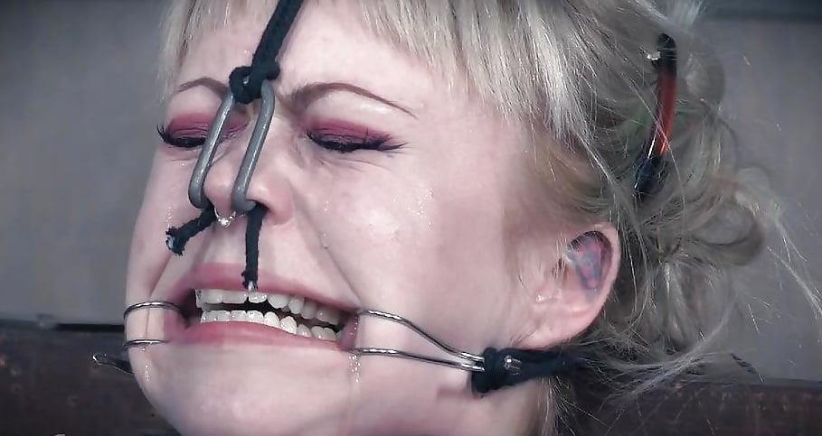 Femdom gagged slave-5015
