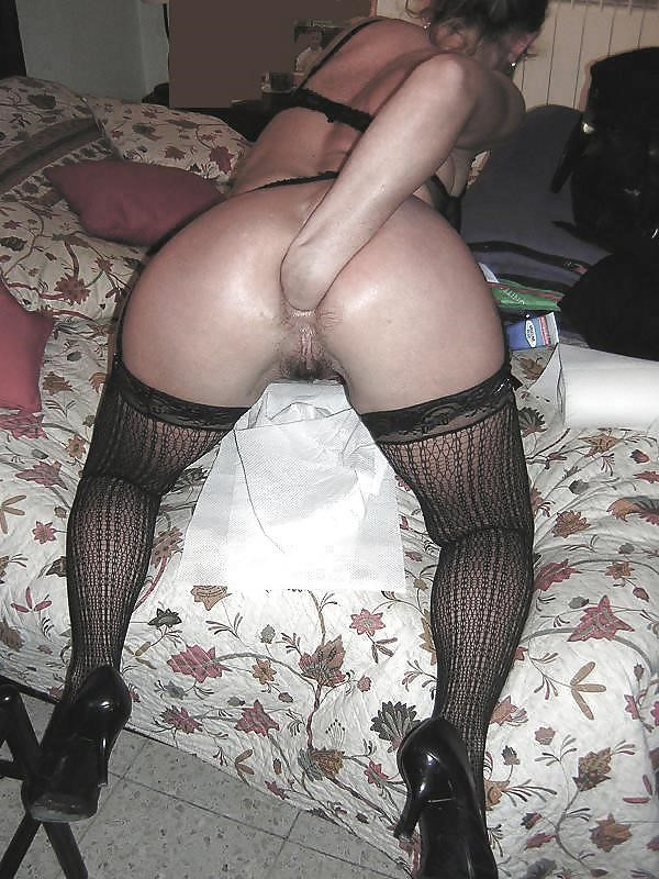 Anal fisting stockings-1766