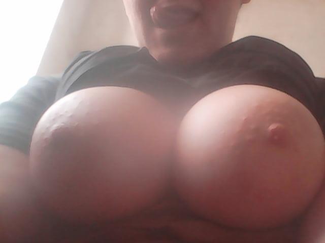 Big natural tits sleeping-6432