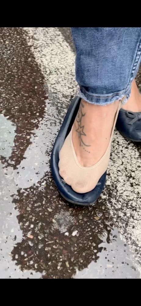 Sexy her feet-5435