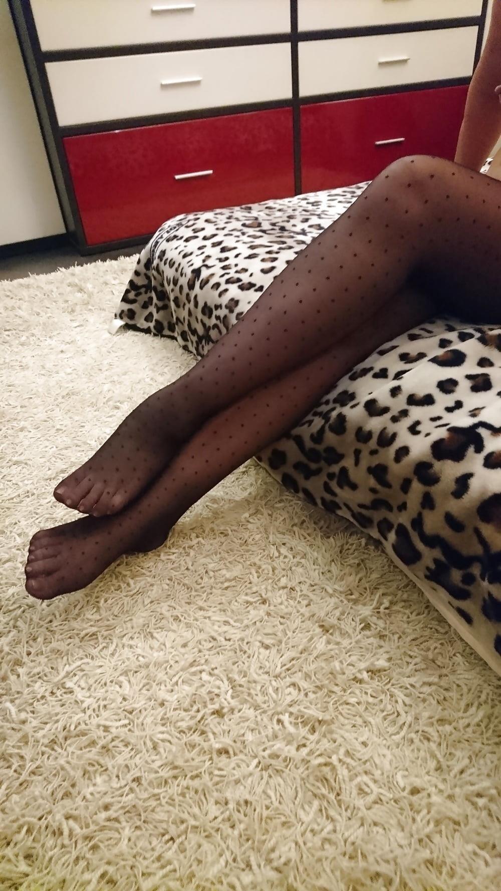 Mature sexy feet-5703
