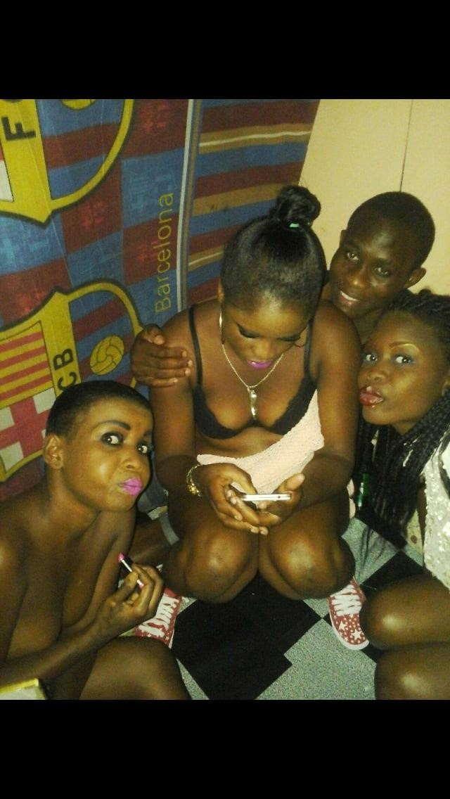 Ebony nasty orgy-5118