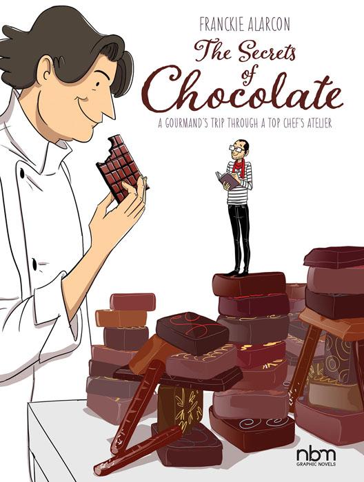 The Secrets of Chocolate - A Gourmand's Trip Through a Top Chef's Atelier (NBM 2021)