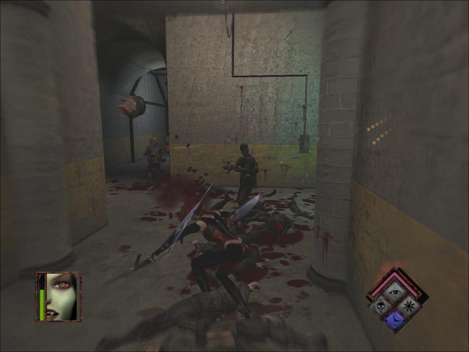 BloodRayne Captura 1