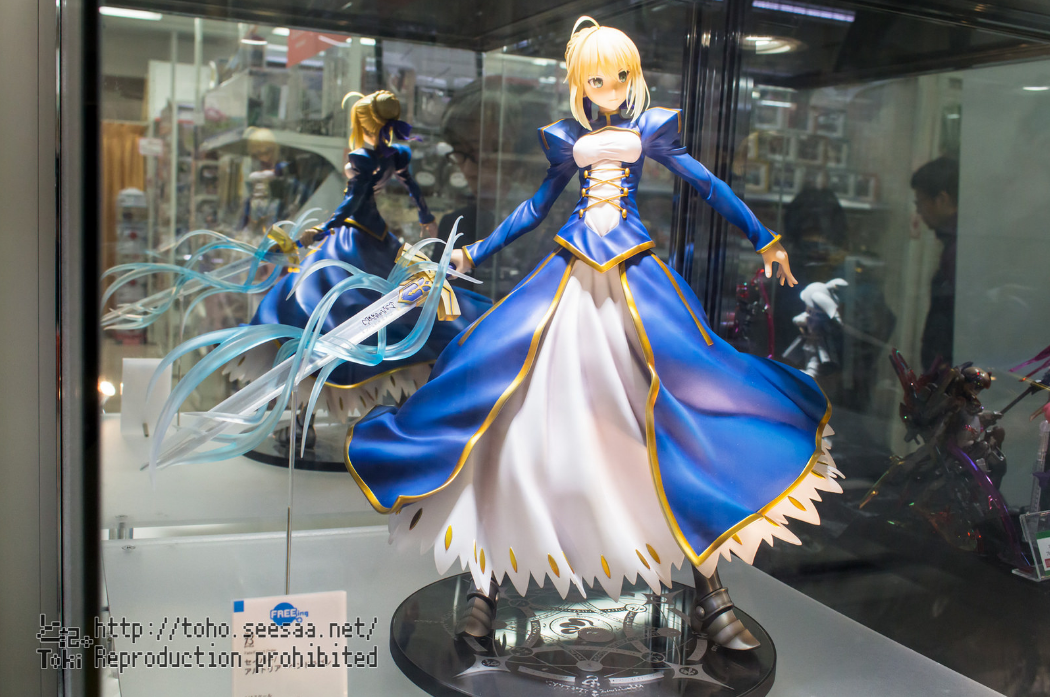 Fate / Grand Order - Saber (Altria Pendragon) B-style 1/4 (FREEing) Ztsmivqs_o