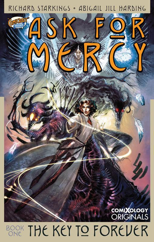Ask for Mercy - Book 01 - The Key to Forever (2019)