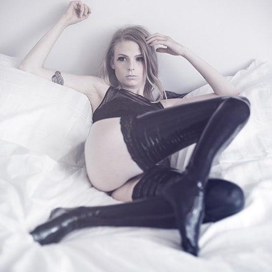 Latex stockings porn pics-4712