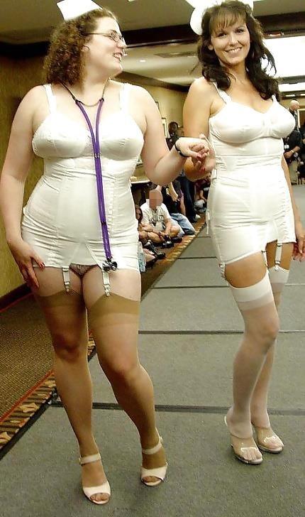 Mature women in girdles pics-5680