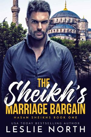 The Sheikh's Marriage Bargain  - North, Leslie
