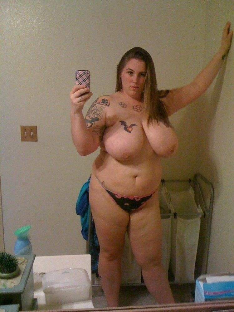 Topless sexy selfies-8086