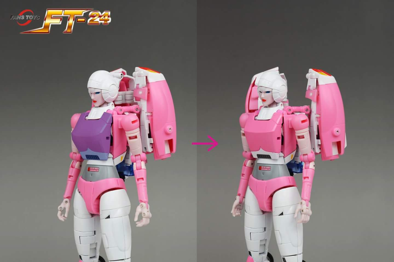 [Fanstoys] Produit Tiers - Jouets FT-24 Rouge - aka Arcee/Arcie H0PtM4Tu_o