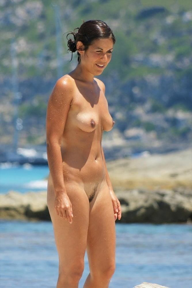Nude beach nude people-7602