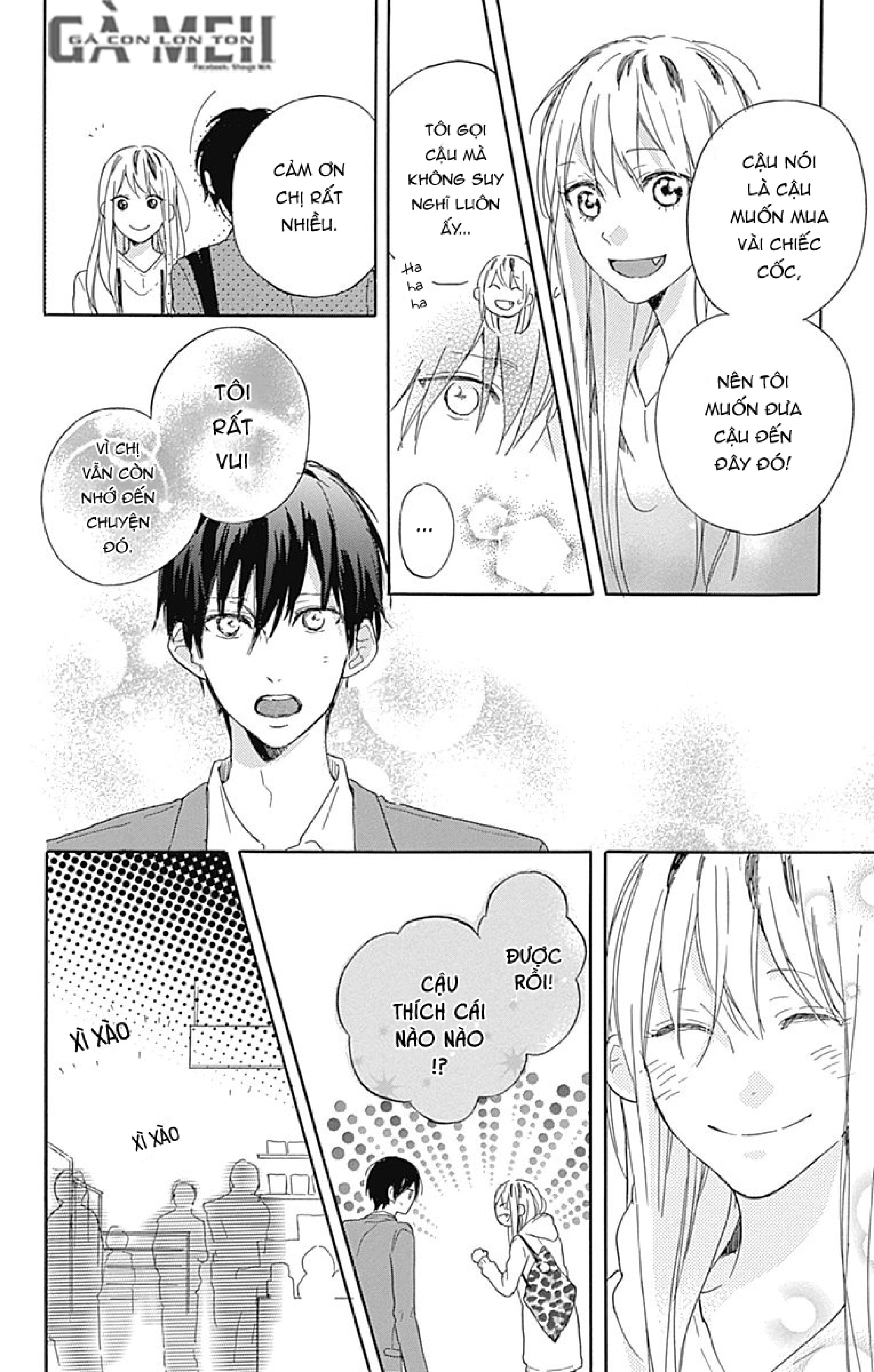 Stella To Mille Feuille chap 3 - Trang 14