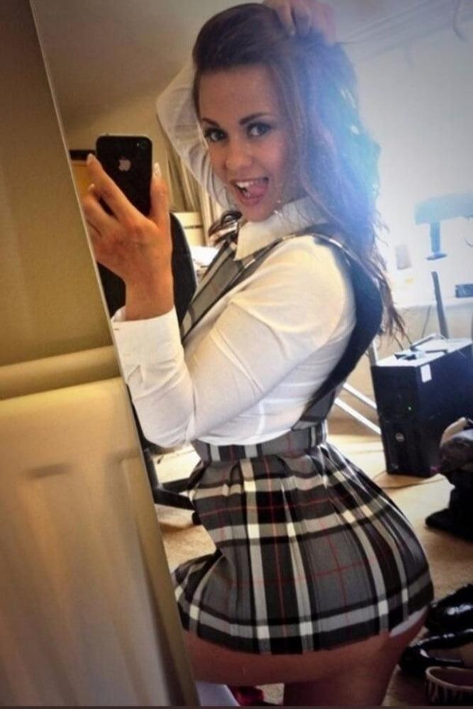 Schoolgirl teacher anal-5574