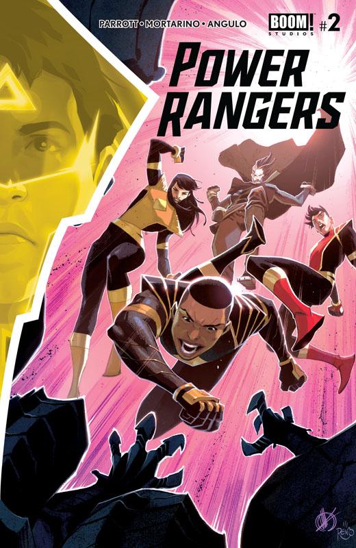 Power Rangers #1-12 (2020-2021)