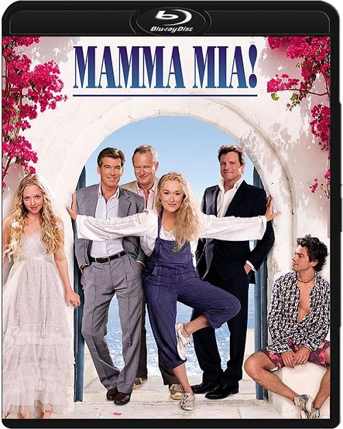 Mamma Mia! (2008) MULTi.720p.BluRay.x264.DTS.AC3-DENDA / LEKTOR i NAPISY PL