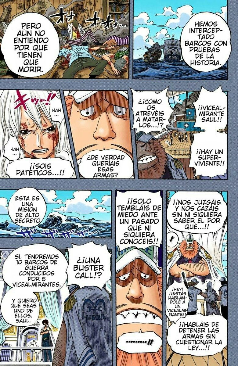 One Piece Manga 391-398 [Full Color] ZCIC2pQM_o