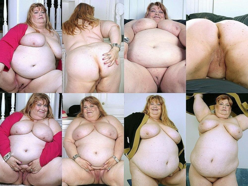 Sexy fat white women-4707