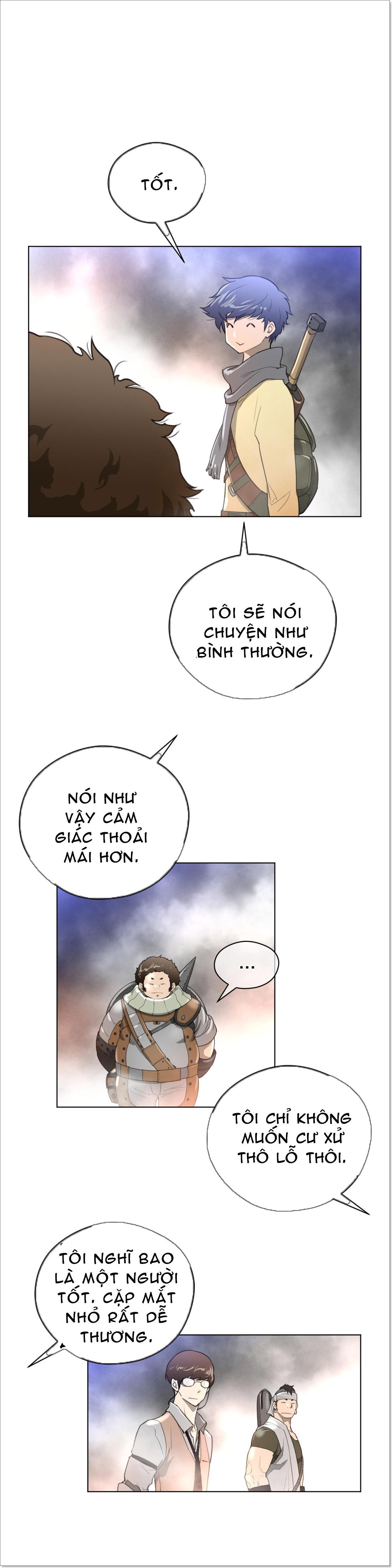 Hắc Lang và Hỏa Hồ Ly Chapter 24 - Trang 18