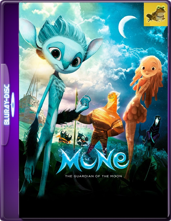 Mune: El Guardián De La Luna (2015) Brrip 1080p (60 FPS) Latino