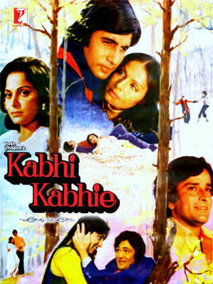 Kabhie Kabhie 1976 WebRip Hindi 1080p x264 DDP 5 1 ESub - mkvCinemas
