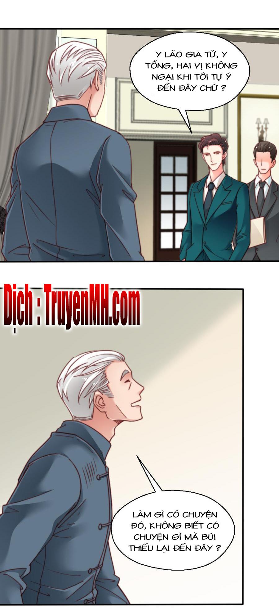Bí Mật Của Thiên Kim Chap 60