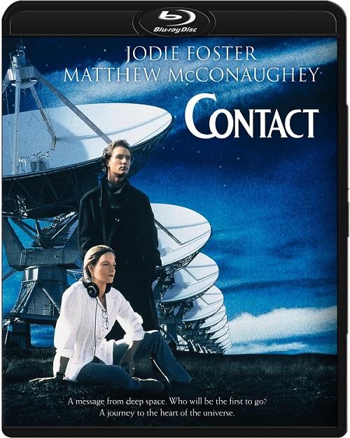 Kontakt / Contact (1997) MULTi.720p.BluRay.x264.DTS.AC3-DENDA / LEKTOR i NAPISY PL