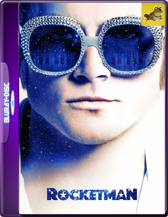 Rocketman (2019) Brrip 1080p (60 FPS) Latino / Inglés