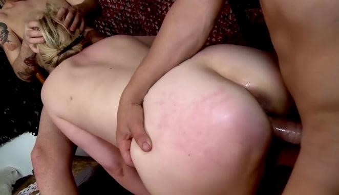 Mature double penetration pics-6865