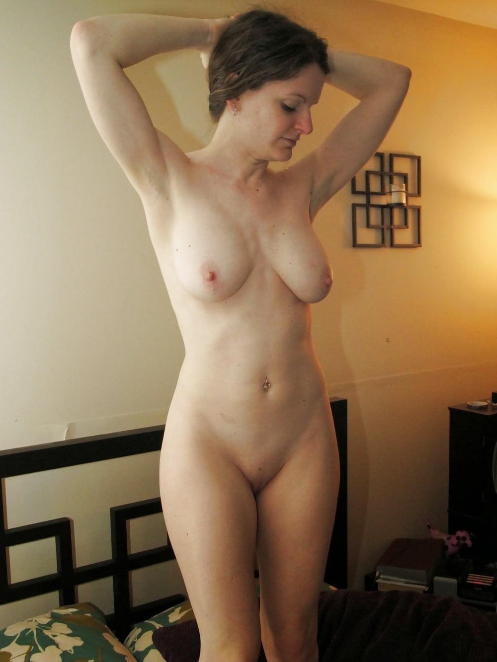 My nude hairy wife-7435