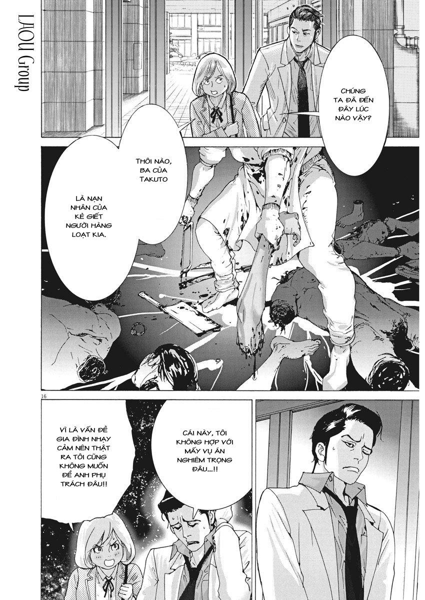 Natsume Arata no Kekkon chap 1 - Trang 18