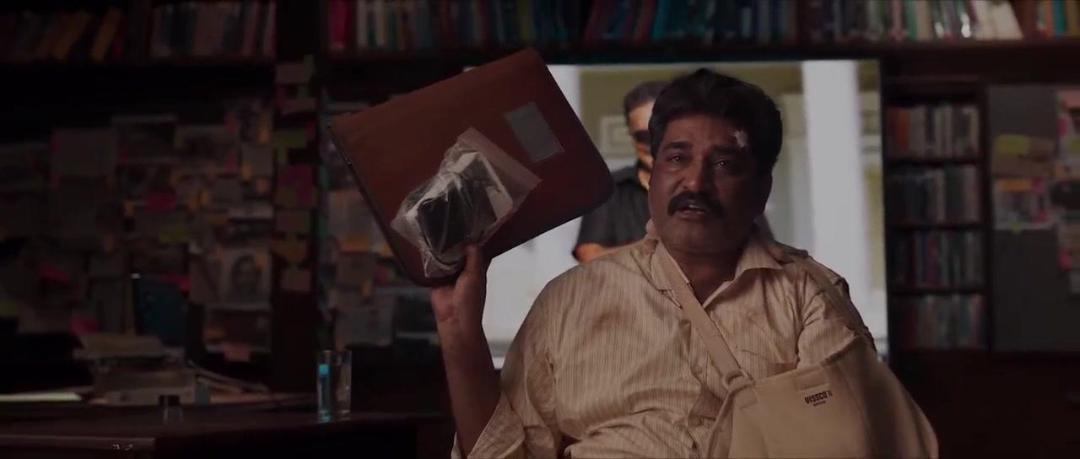 Krishnan [Sarileru Neekevvaru] (2020) 720p HDRip x264 [Multi Audio][Tamil+Telugu+Kan]