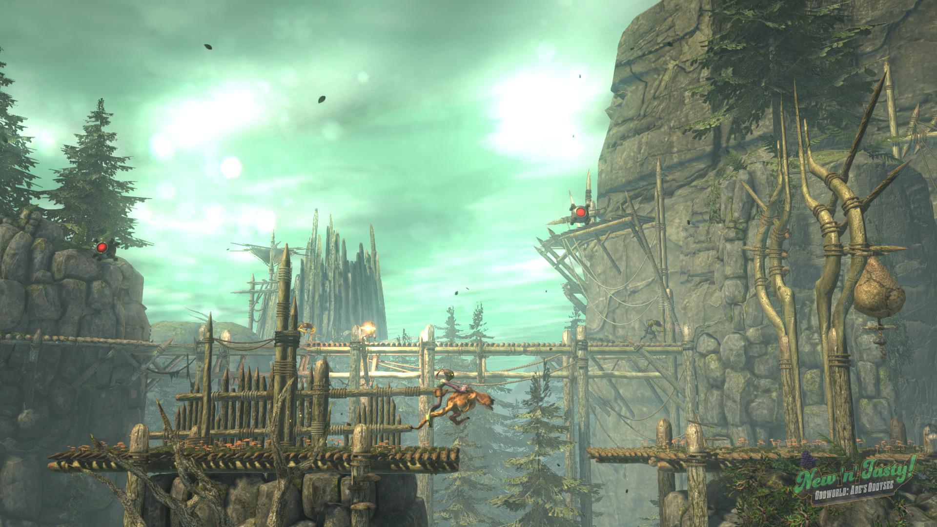 Oddworld: New 'n' Tasty Captura 2
