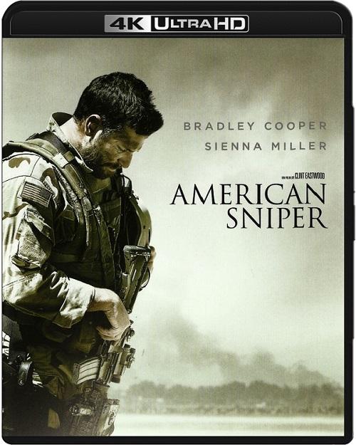 Snajper / American Sniper (2014) MULTi.2160p.UHD.WEBRip.HDR.x265.ATMOS7.1-DENDA / LEKTOR i NAPISY PL