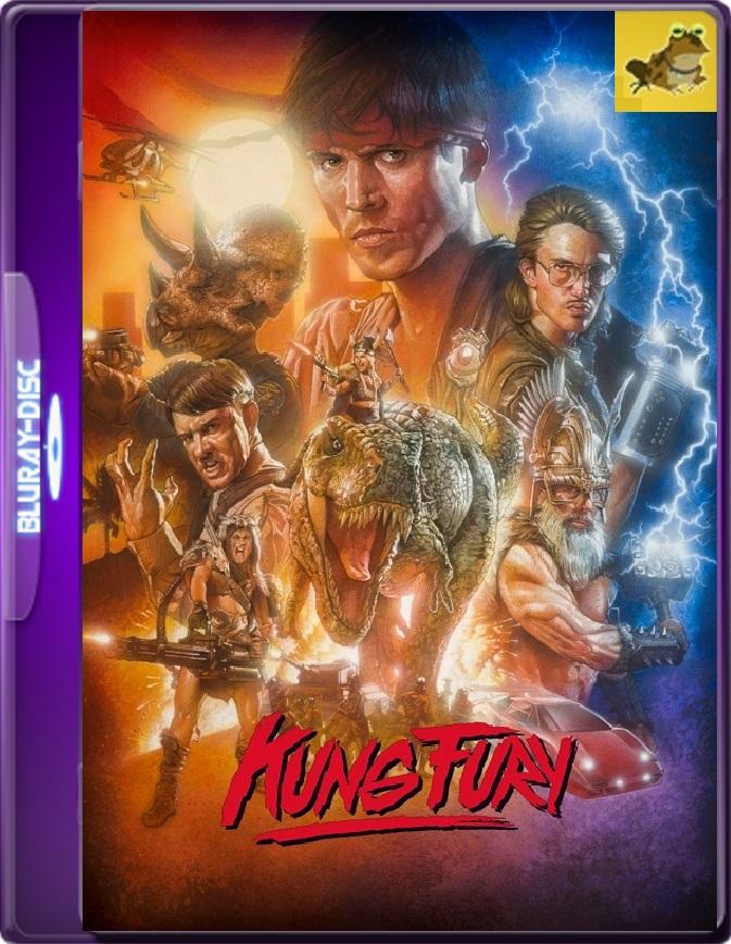 Kung Fury (2015) WEB-DL 1080p (60 FPS) Latino / Inglés